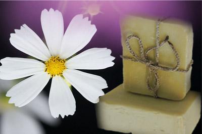χειροποίητο σαπούνι – Χαμομήλι