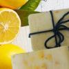 χειροποίητο σαπούνι – Λεμόνι – Ρύζι